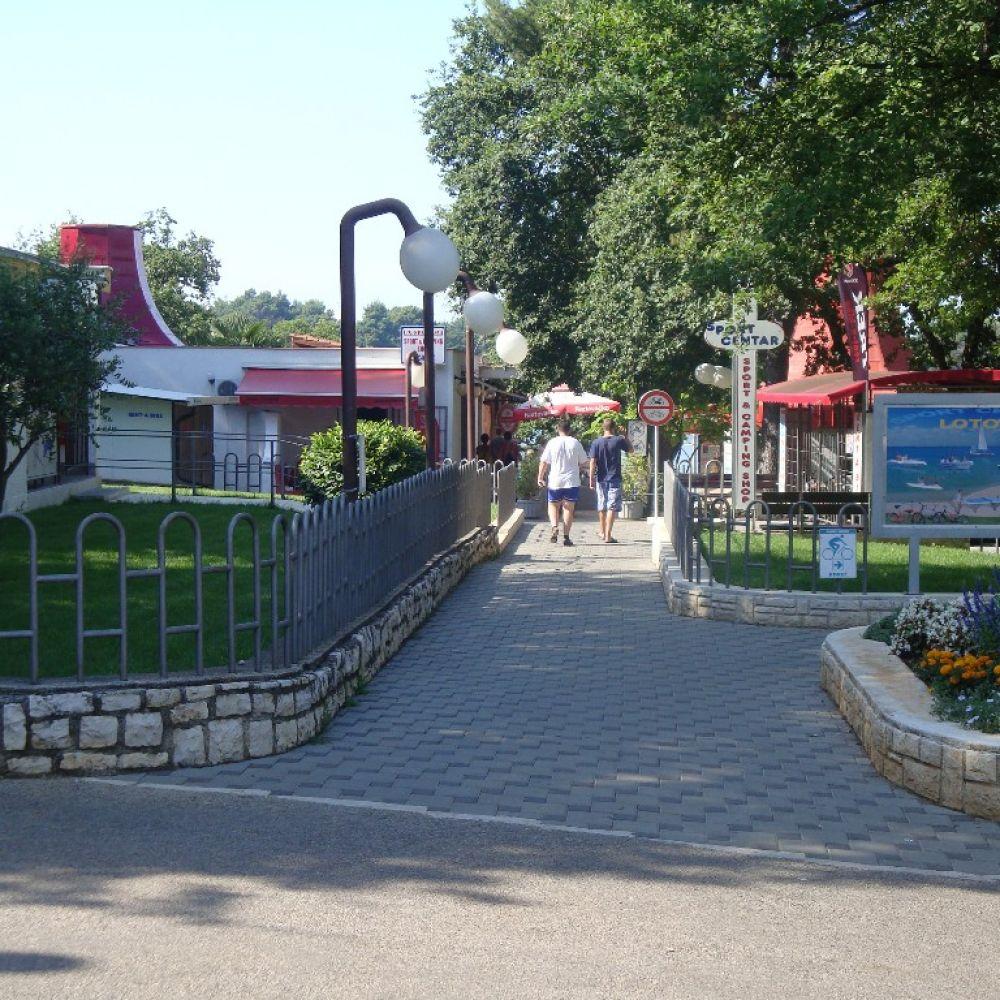 sportski centar lotosi zelena laguna porec